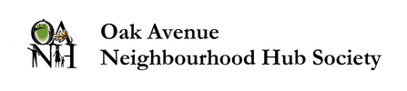 OAK AVENUE NEIGHBOURHOOD HUB SOCIETY